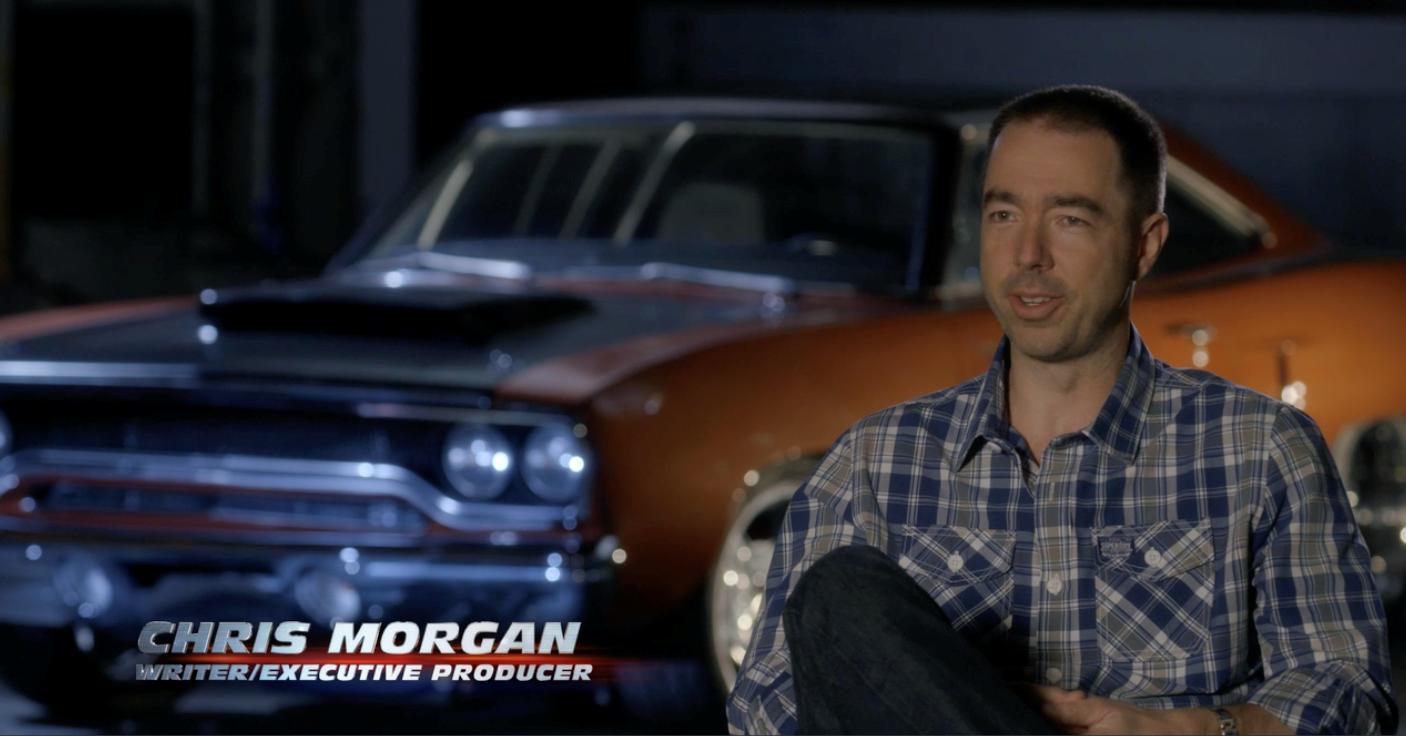 Furious 7 - Chris Morgan