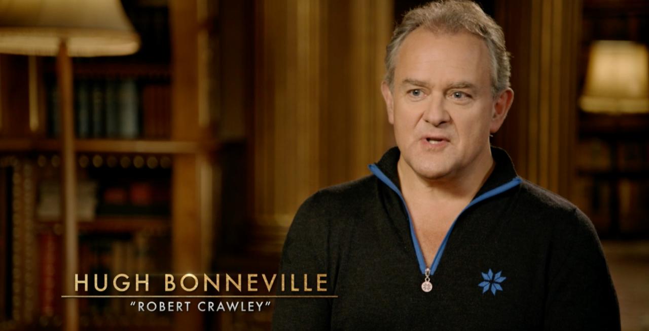 Downton Abbey - Hugh Bonneville